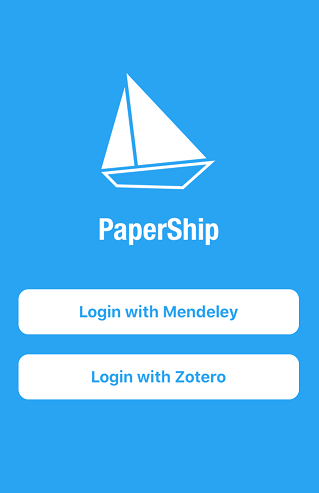 Sign in to Zotero on Papership 1.PNG