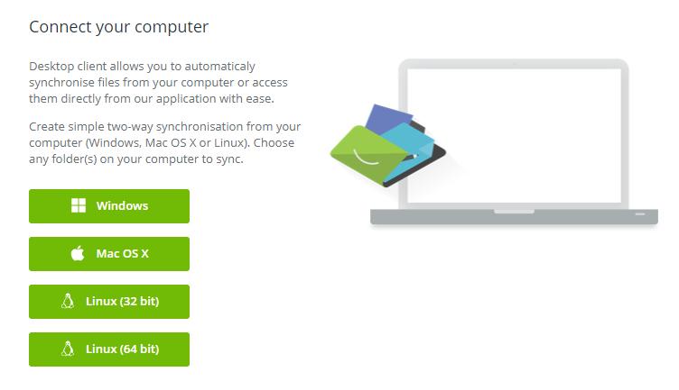How to set up synchronization in Koofr? - Koofr blog